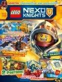 LEGO Nexo Knights Magazine 2016 Nummer 9