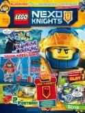 LEGO Nexo Knights Magazine 2017 Nummer 1