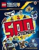 LEGO Nexo Knights Activiteitenboek met 500 Stickers