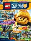 LEGO Nexo Knights Magazine 2017 Nummer 8