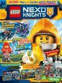 LEGO Nexo Knights Magazine 2017 Nummer 9