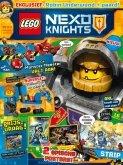 LEGO Nexo Knights Magazine 2016 Nummer 3