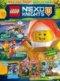 LEGO Nexo Knights Magazine 2018-2