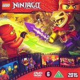 LEGO Ninjago 2015 GRATIS (DVD)