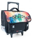 LEGO Ninjago School Bag Trolley Master Wu