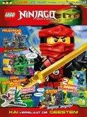 LEGO Ninjago Magazine 2015 Nummer 8