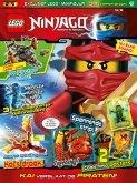 LEGO Ninjago Magazine 2016 Nummer 5