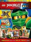 LEGO Ninjago Magazine 2016 Nummer 10