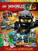 LEGO Ninjago Magazine 2017 Nummer 4