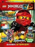 LEGO Ninjago Magazine 2017 Nummer 6