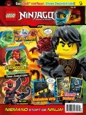 LEGO Ninjago Magazine 2017 Nummer 8