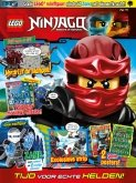 LEGO Ninjago Magazine 2017 Nummer 11