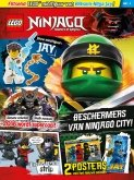 LEGO Ninjago Magazine 2018-1