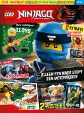 LEGO Ninjago Magazine 2018-2
