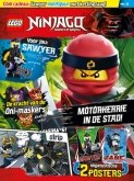 LEGO Ninjago Magazine 2018 Nummer 3