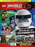 LEGO Ninjago Magazine 2018-4