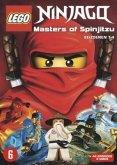 LEGO Ninjago Masters Of Spinjitzu Seizoenen 1- 4