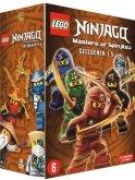 LEGO Ninjago Seizoen 1-5 (DVD)