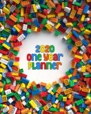 LEGO One Year Weekly Planner 2020