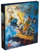 LEGO Ninjago Ringbinder Folder Lightning Battle
