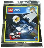 LEGO Police Officer with Jetpack (Polybag)