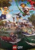 LEGO Poster City Moeraspolitie GRATIS