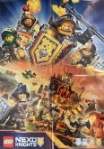 LEGO Poster DUO Nexo Knights / Friends GRATIS