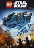 LEGO Poster Star Wars Millennium Falcon GRATIS
