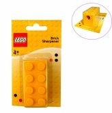 LEGO Puntenslijper 2x4 Steen GEEL