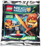 LEGO Robin with Gold Armor (Polybag)