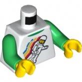 LEGO Romp 1479 (100 stuks)
