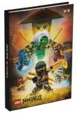 LEGO School Agenda 2018-2019 Ninjago Meester Wu