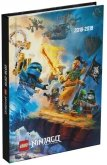 LEGO School Agenda 2018-2019 Ninjago Lightning Battle