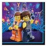 LEGO Servetten The LEGO Movie