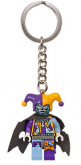 LEGO Key Chain Nexo Knights Dark Jestro