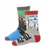 LEGO Sokken Star Wars (Aston 753 Maat 33-36)