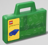 LEGO Sorting Case To Go GREEN
