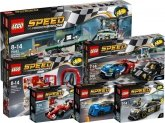 LEGO Speed Champion Collection 2017