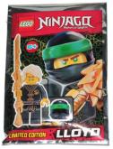 LEGO Spinjitzu Lloyd (Polybag)