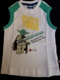 LEGO Star Wars Tank Top WHITE (Tom 502 - Size 104)