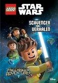 LEGO Star Wars - Scavenger Verhalen