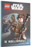LEGO Star Wars - De Rebellenprinses