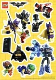 LEGO Stickervel The Batman Movie GRATIS