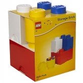 LEGO Storage Brick Multi Pack (4 PCS)