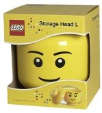 LEGO Storage Head L Boy
