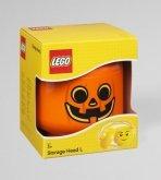 LEGO Storage Head L Pumpkin