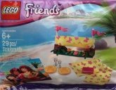 LEGO Strand Hangmat (Polybag)