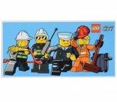 LEGO Strandlaken City Miniguren