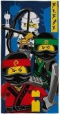 LEGO Beach Towel Ninjago Movie