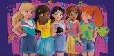 LEGO Beach Towel Friends 5 Girls